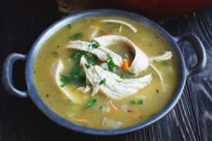 Simply So Healthy Leftover Turkey Chicken Soup - Simple and Sane