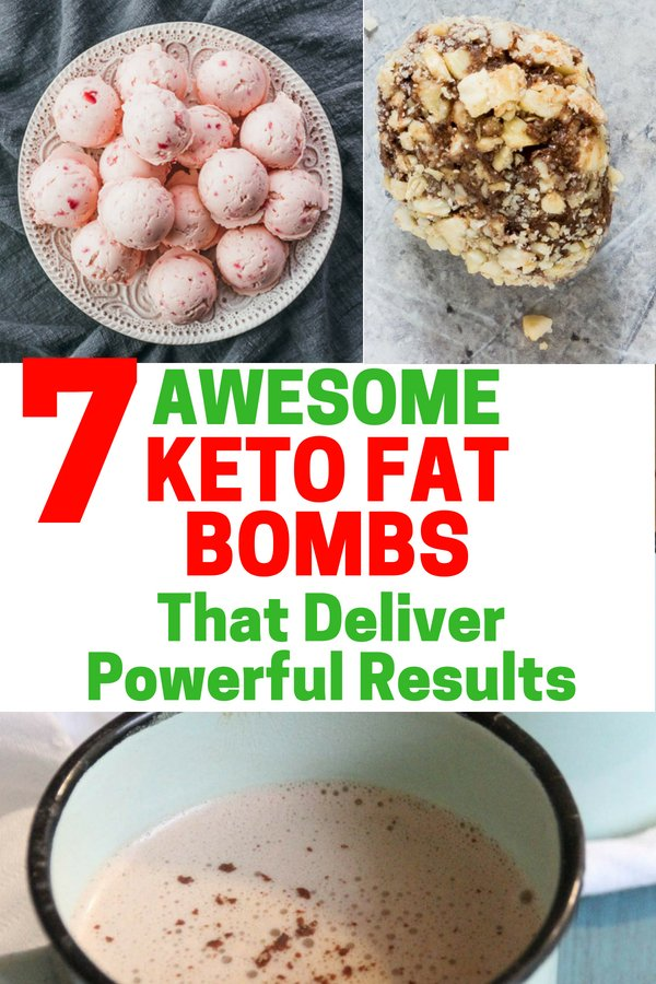 Awesome Keto Fat Bombs That Deliver Powerful Results