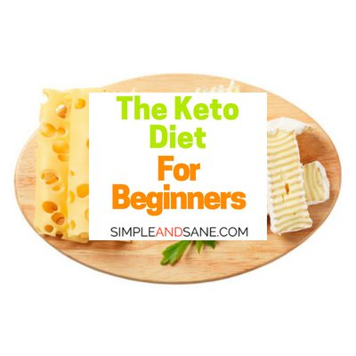 The Keto Diet for Beginners is perfect to get you started to lose weight the Ketogenic way!