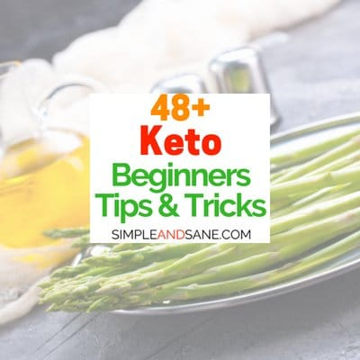 Try these Keto beginners tips and tricks for some tough love and more ketogenic diet success.